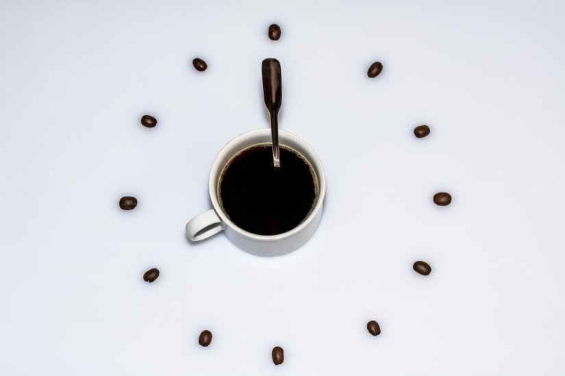 beverage break breakfast caffeine