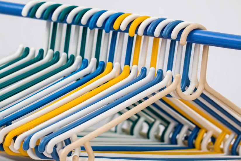 wardrobe tidy hang neat